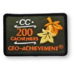 200 Hides Geo-Achievement Patch